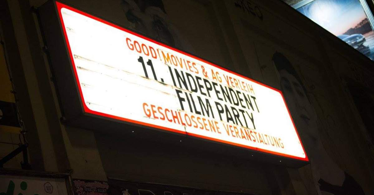 Medienpartner der Independent Film Party